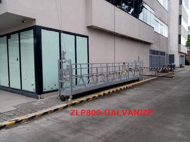 HQC MOTORIZED GONDOLA GALVANIZED - 1