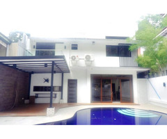 38M Furnished House and Lot with Swimming Pool in Maria Luisa