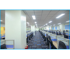 Office Space for Rent in Centralbloc
