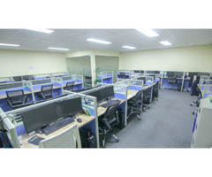 Office for lease that is fully furnished