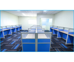 Office ready for Plug n Play Operations in Cebu City