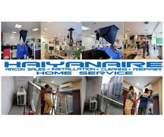 Cebu Aircon Cleaning Services in Day‑as Cebu City