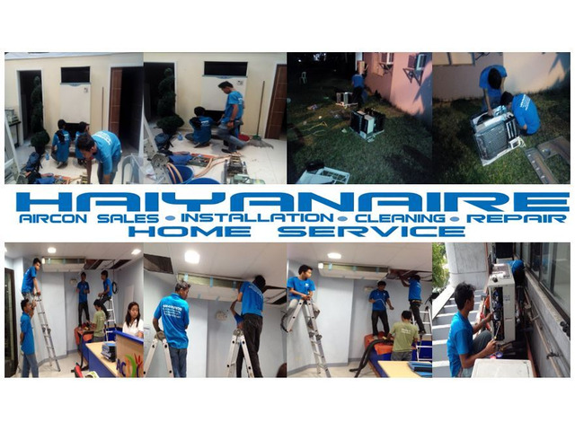 Cebu Aircon Cleaning Servcies in Kamputhaw Cebu City - 1