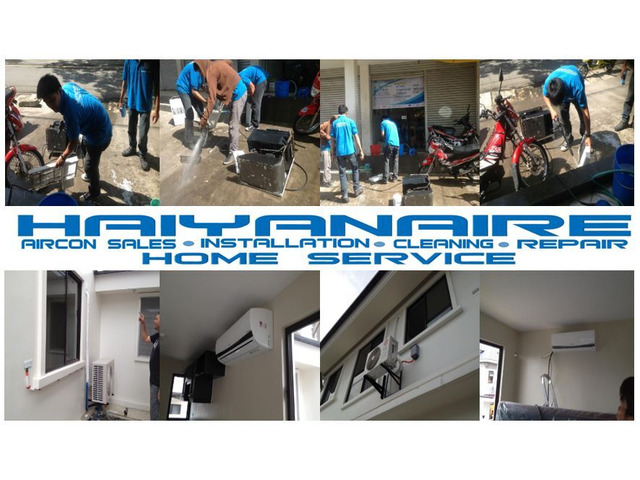 Cebu Aircon Cleaning Servcies in Lahug Cebu City - 1
