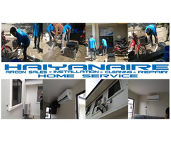 Cebu Aircon Cleaning Servcies in Lahug Cebu City