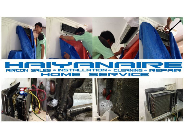 Cebu Aircon Cleaning Servcies in Lorega‑San Miguel Cebu City - 1