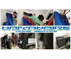 Cebu Aircon Cleaning Servcies in Lorega‑San Miguel Cebu City