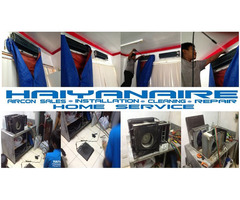 Cebu Aircon Cleaning Servcies in Maria Luisa Village Cebu City