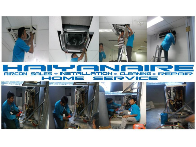 Cebu Aircon Cleaning Servcies in Silver Hills Subdivision  Cebu City - 1