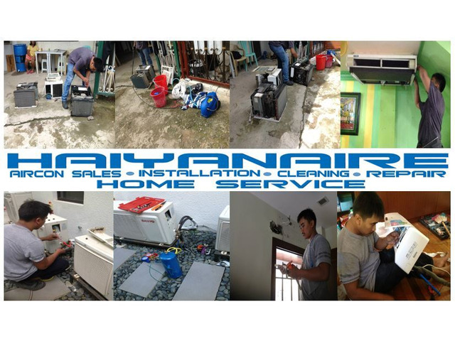 Cebu Aircon Cleaning Servcies in Sunny Hills Subdivision  Cebu City - 1