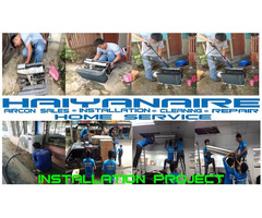 Cebu Aircon Cleaning Services in North Town Homes  Cebu City