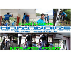 Cebu Aircon Cleaning Services in Garden Ridges Subdivision  Cebu City