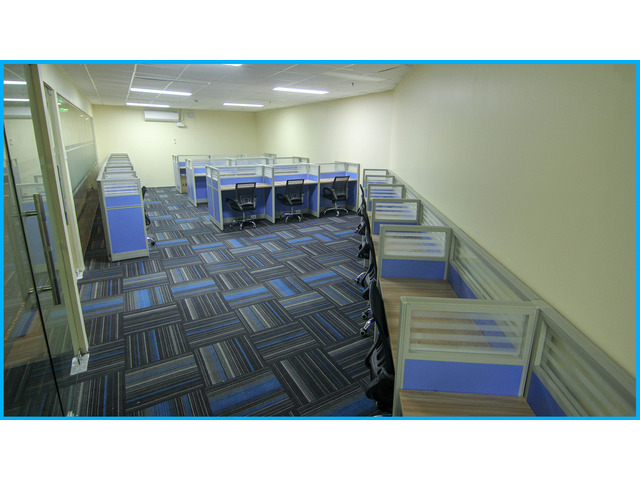 Call Center Office in Marquee Mall, Angeles Pampanga - 2