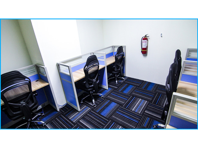 Dedicated 5 seat office for lease in CentralBloc - 1