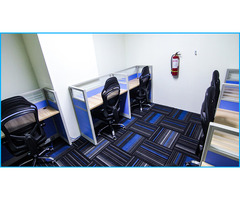 Dedicated 5 seat office for lease in CentralBloc