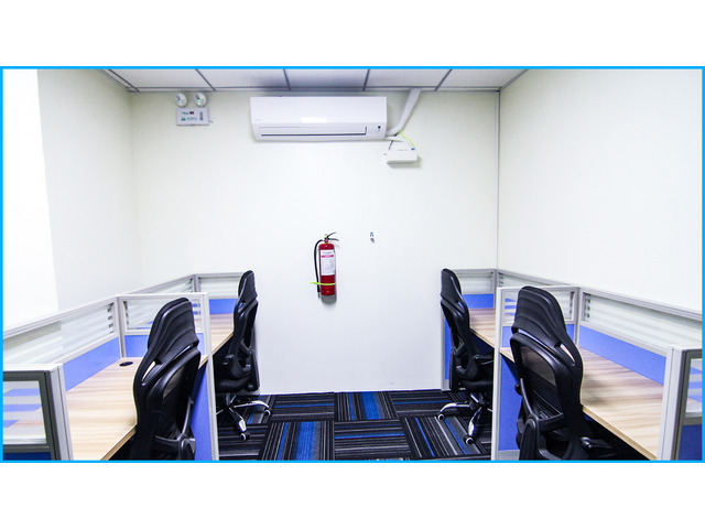 Dedicated 5 seat office for lease in CentralBloc - 2