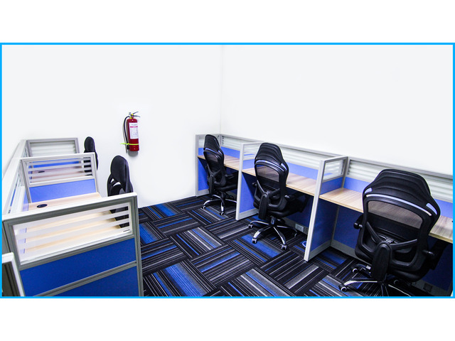 Dedicated 5 seat office for lease in CentralBloc - 3