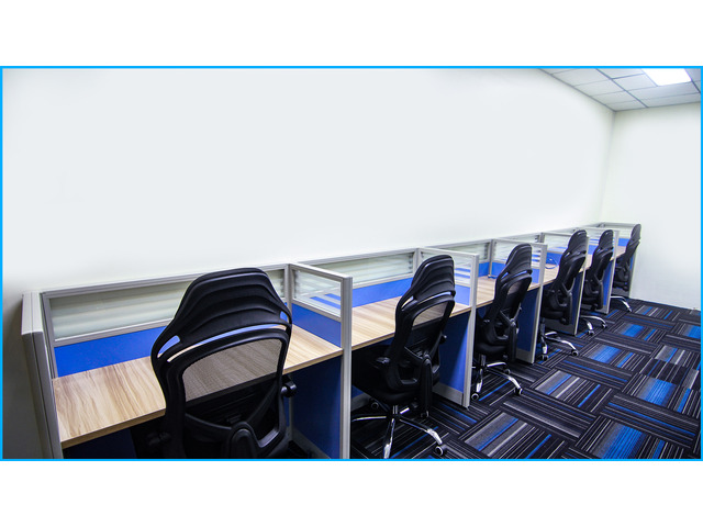 Dedicated 5 seat office for lease in CentralBloc - 6