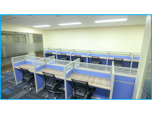 READY CALL CENTER OFFICE FOR LEASE IN ANGELES PAMPANGA 2021 - 3