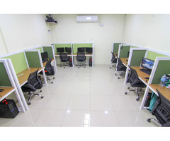 5-10 team seater-office space in IT Park and Ayala Center Cebu