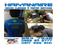 Cebu HAIYANAIRE Aircon Cleaning Services in Day‑as Cebu City